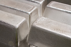 JBR Good Delivery 999 silver bars.